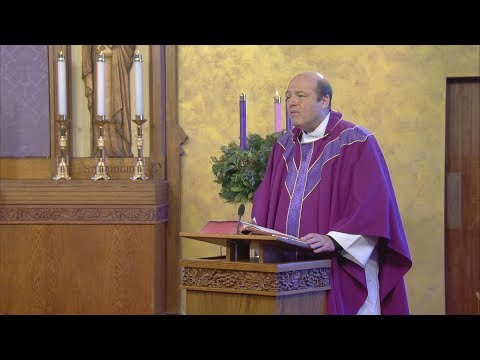 Waiting in Expectation | Homily: Father Michael Harrington