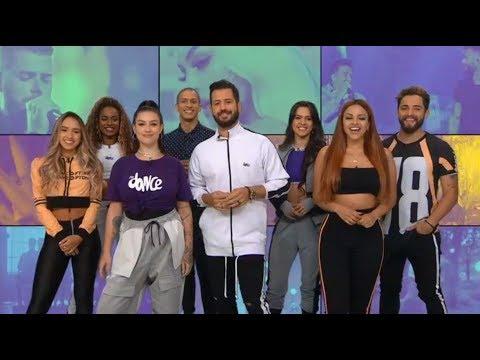 TVZ AO VIVO com Fitdance Gabily e Clau  Roleta al