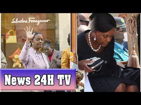 Robert mugabe's wife is not in namibia, the country claims | News 24H TV