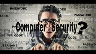 Computer security and it's objectives