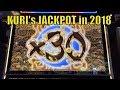 ★KURI's Jackpot in 2018☆No Need to High Bet to Get A Jackpot★It's KURI Style !☆彡栗スロ/カジノ