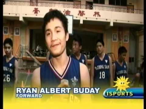 ARANGKADA GMA ILOILO (ISPORTS: SUN YAT SEN BASKETBALL TEAM)