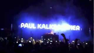"Paul Kalkbrenner live - ""Guten Tag"" Tour München 2013"