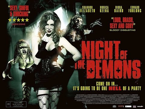 Night of the Demons 1988 (Película completa) .Subtitulada.