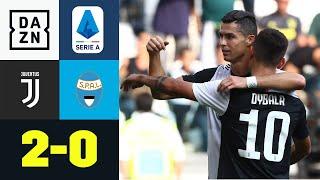 Unbeschwerter Heimsieg dank Pjanic und Ronaldo: Juventus - SPAL 2:0 | Serie A | DAZN Highlights