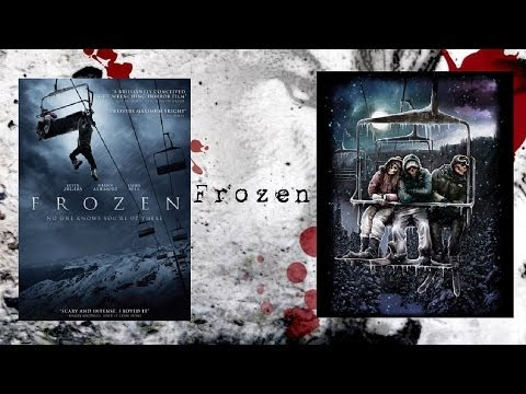 "TJS- Trapped Theme 2014! ""Frozen"" (2010) Movie review!"