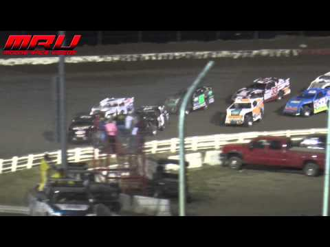 USMTS Modified Feature Night 1 Silver Dollar Nationals at I-80 Speedway on July 18th