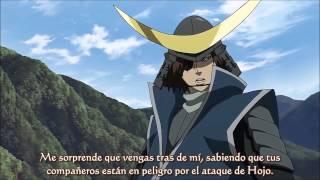 sengoku basara 1: date masamune vs yukimura all battles