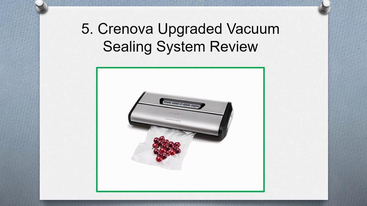 Best Vacuum Sealer 2020.Top 10 Best Food Vacuum Sealers In 2020