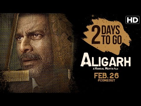 2 days to go for 'Aligarh'