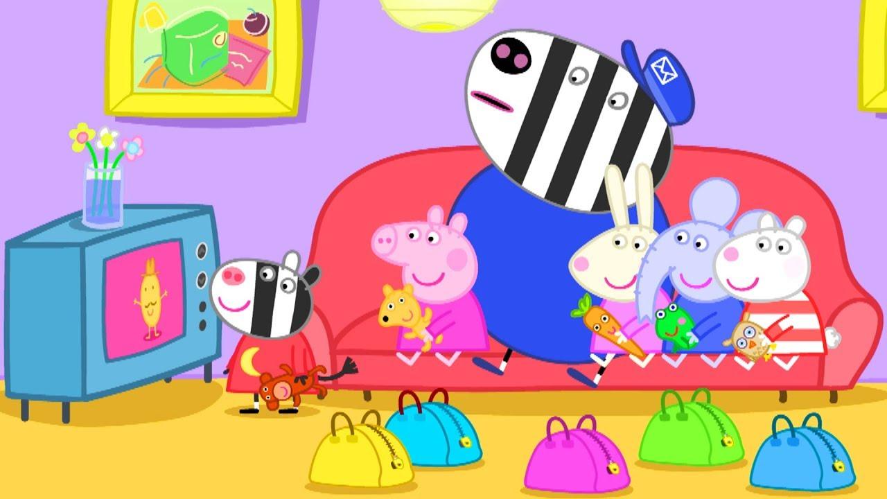 Peppa pig fran ais 3 pisodes la soir e pyjama - Peppa pig francais piscine ...