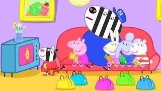 Peppa Pig Français | 3 Épisodes | La Soirée Pyjama | Dessin Animé Pour Enfant