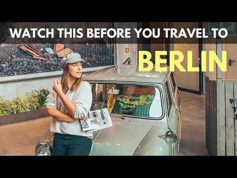 WATCH THIS BEFORE YOU TRAVEL TO BERLIN 🇩🇪 BERLIN TRAVEL GUIDE - SEE IT ALL IN 4H???