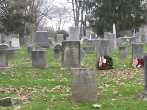 Taps - Wreaths Across America, Poland OH 12-13-14  MVI 2114