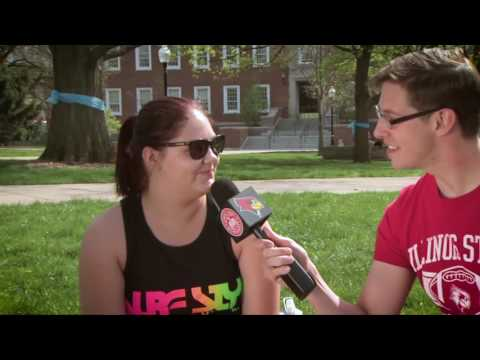 Buzzfeed Star Keith visits Illinois State: Bloopers