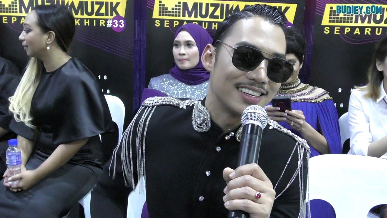 Tiga Lagu Hael Husaini Berjaya Ke Anugerah Juara Lagu 33