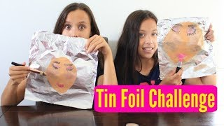 TIN FOIL CHALLENGE | DAILY TWINLIFE