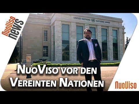 NuoViso vor den Vereinten Nationen - NuoVisoNews #63