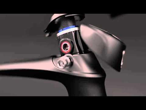 Front Isospeed ©Trek Bicycle Corporation