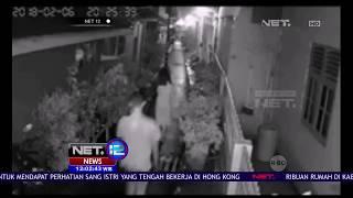 Korban 19 Tahun Hampir Diperkosa Terekam CCTV - NET 12