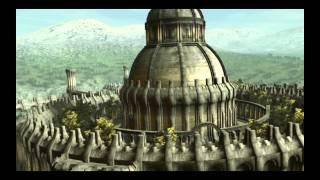 TES 4 OBLIVION - gameplay part 1 - intro