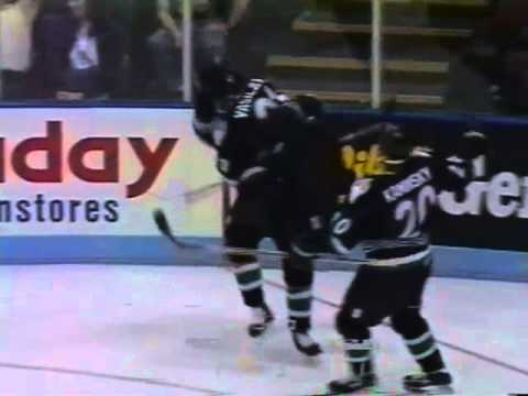 Denver Grizzlies 1994-95 Highlight Video