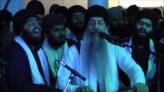 Bhai Harpreet Singh Jee - Los Angeles Annual AKJ Smaagam - Nov 2014