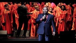 Marcel Boungou - La joie du Seigneur est ma force - Caribbean Gospel Festival 2012