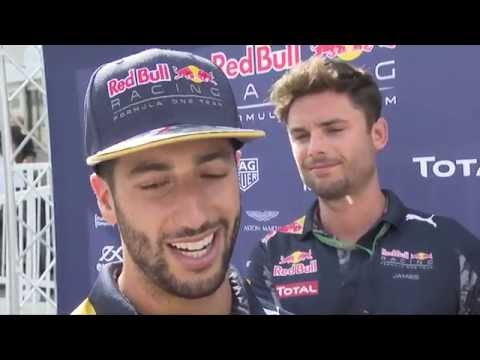 2016 Azerbaijan - Paddock Pass _ European Grand Prix Preview