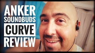 Anker SoundBuds Curve Unboxing and Review (2017)