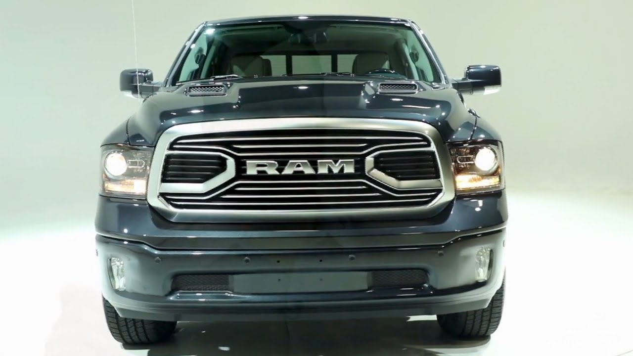 2018 Ram 1500 2500 Limited Tungsten Editions