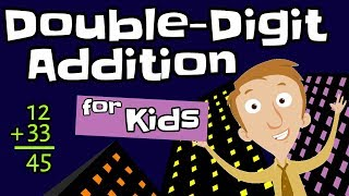 Double-Digit Addition for Kids