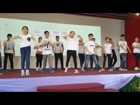 Surabaya Taipei School 2016 Graduation  毕业典礼 G 8 表演