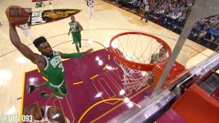 Jaylen Brown Highlights vs Cleveland Cavaliers (25 pts, 6 reb, 2 stl)