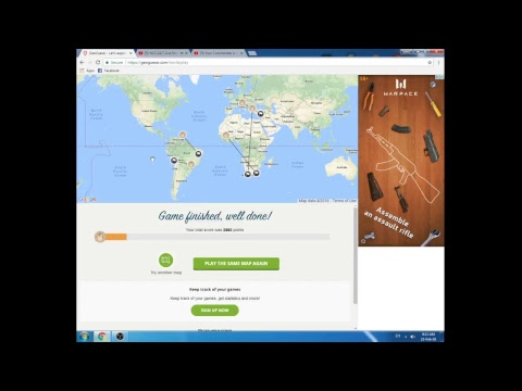 Your Commander is lost in space-GeoGuessr+Chat+Strange Discorvery In the Sky!