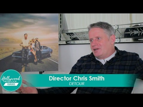 'DETOUR' (2016) Explained By Director Christopher Smith