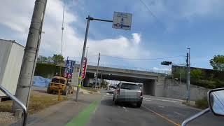 埼玉県道走行記033 県道256号片柳川越線を走行しました。