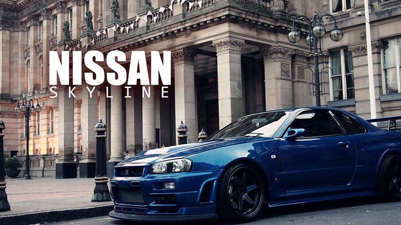 Nissan Skyline Gtr R34 Edit By Kiyotaka Night Lovell