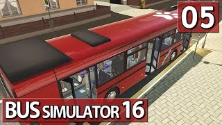 Bus Simulator 16 #05 WERBUMM ► Lets Play Bus Simulator 16