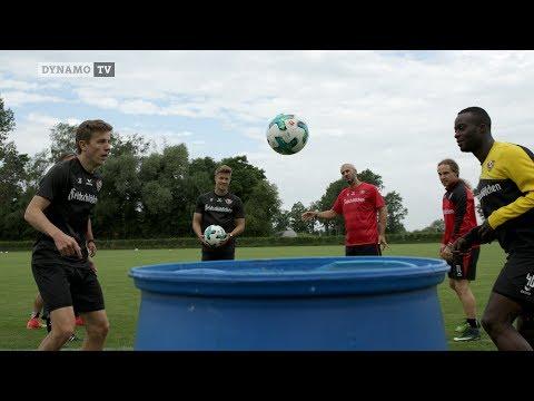 Trainingslager Bad Gögging | Tag 2 | Dackel-Spiel