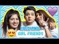 GIRL FRIENDS DO MY MAKE UP - AAYUSH RIMAL