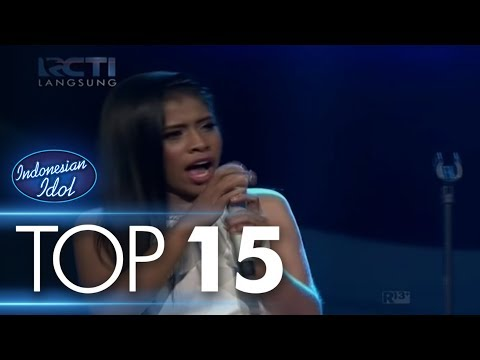 MONA - BEAUTIFUL (Christina Aguilera) - TOP 15 - Indonesian Idol 2018
