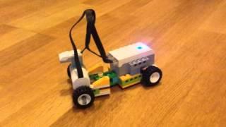 Lego WeDo 2.0 steering vehicle