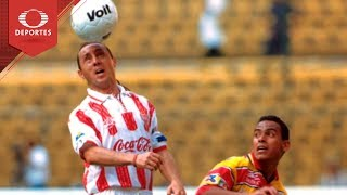Futbol Retro: Necaxa vs Morelia. 1992-93 | Televisa Deportes