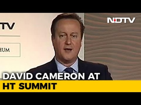 India Needs To Tackle Corruption, Widen Tax Base: David Cameron