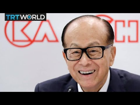 Hong Kong business magnate Li Ka-shing retires | Money Talks