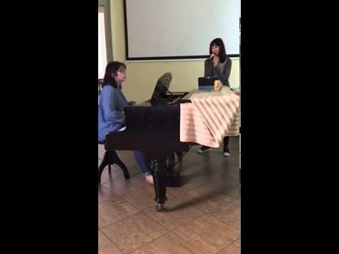 Duo vocale femminile musica internazionale e italiana