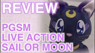 REVIEW - Live Action Sailor Moon [PGSM] + Tribute