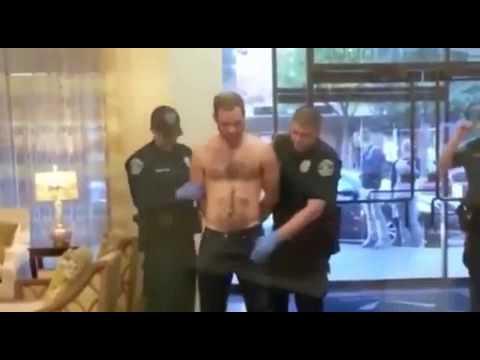 Cop Grabs Guys Penis 37