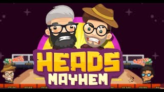 Heads Mayhem Full Gameplay Walkthrough